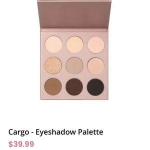 2/$35 Cargo eyeshadow palette
